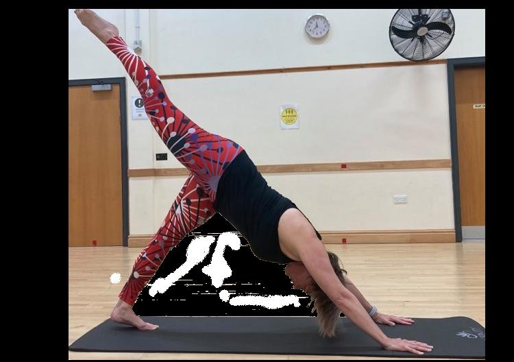 Jayne_Yoga Pose