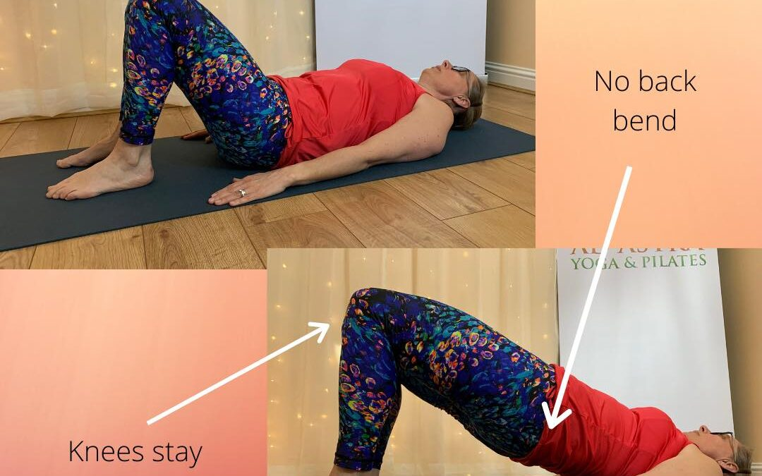 Bridge for strong glutes
